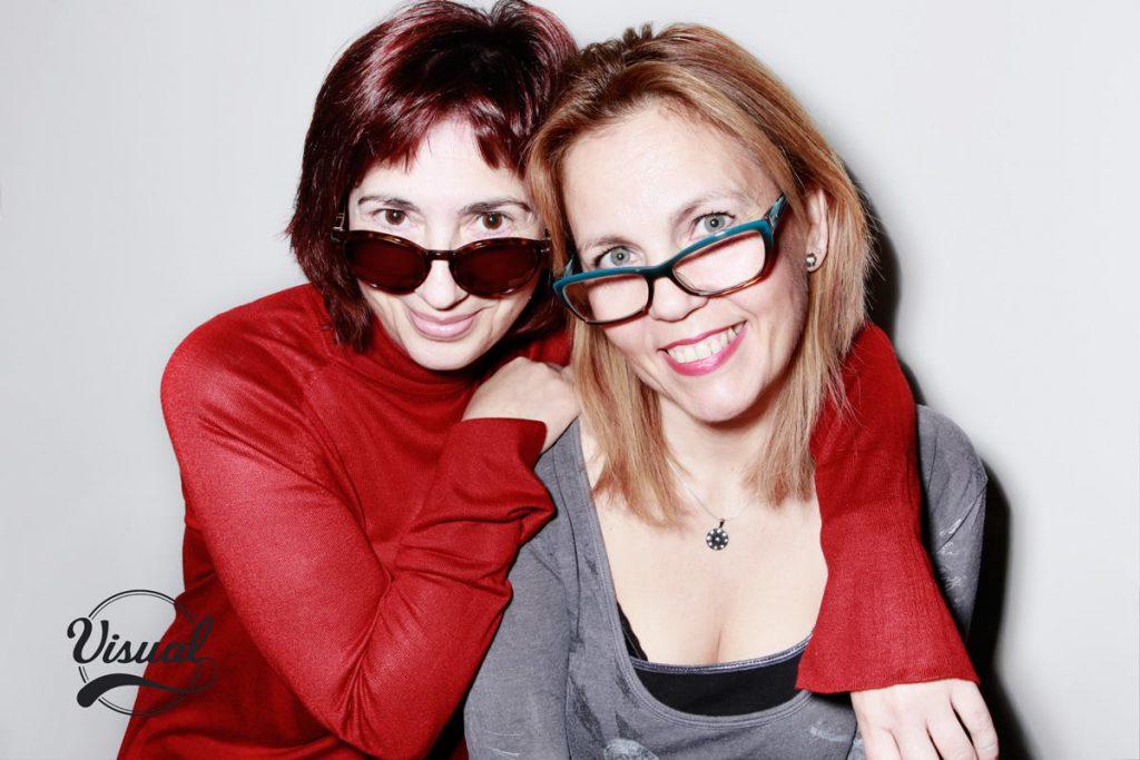 Ana y Lourdes